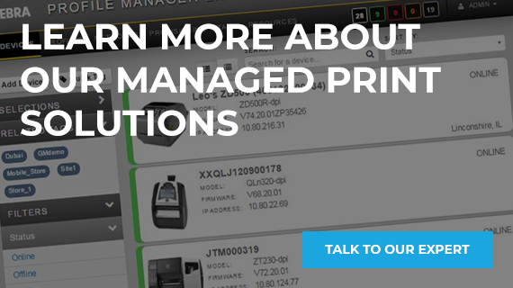 Learn more about our Managed Print Solutions
