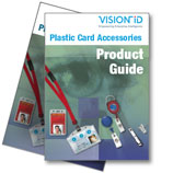 VisionID Plastic Card Accessories Brochure