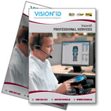VisionID Professional Services Brochure