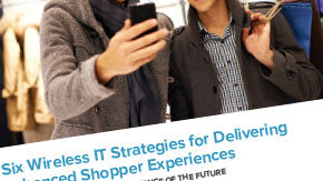 Zebra Six Wireless IT Strategies for Retail